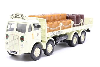 97942-PO05 ERF Flatbed 'Flowers' - Pre-owned - Like new