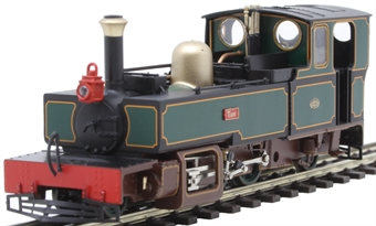 "9956 Lynton & Barnstaple 2-6-2T ""Taw"" in L&B dark green"