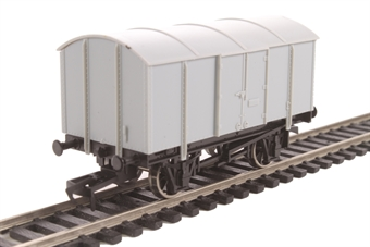 A016 Unpainted gunpowder van