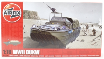 A02316 GMC DUKW amphibious truck with US Army marking transfers £4.90