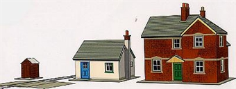 hattons co uk - Superquick A11 Station Masters House and