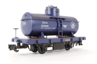 A40105 Tank Car 20ft - B&O £37