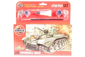 A55109 Cromwell Cruiser MkIV - Suitable load for OO Warwell Wagon