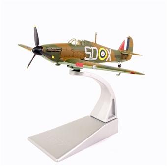 AA27607 Hawker Hurricane Mk.I, V6799 McKenzie, 501 Sqn, Gravesend 1940 - 100 Years of the RAF