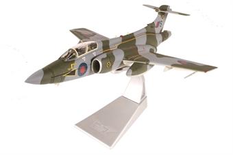 AA34113 Blackburn Buccaneer S2, XW538, 16 Squadron RAF Gutersloh November 1977
