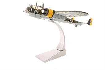 AA38807 Dornier Do17Z-2 U5 + BH 1./KG 2 'Holzhammer' Tatoi Greece May 1941 'Operation Marita'