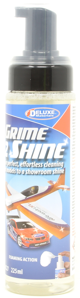 AC-27 Grime 2 Shine cleaning fluid