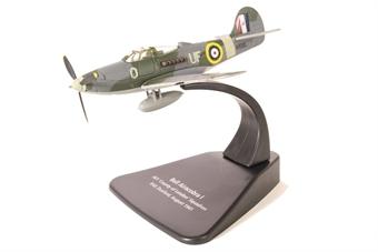 AC071 Bell Airacobra I 601 - County of London Sqn. RAF Duxford 1940