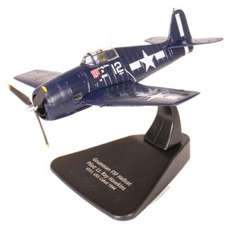 AC078 Grumman Hellcat VF31 Lt. Ray Hawkins. USS Cabot 1944 £11.50