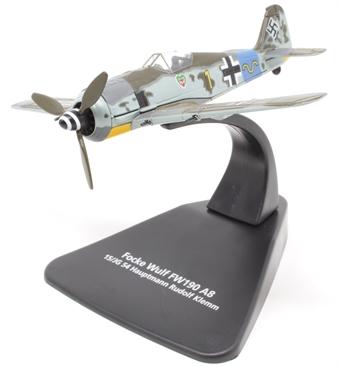 AC090 Focke Wulf 190A 15/JG 54 _Hauptmann Rudolf Klemm
