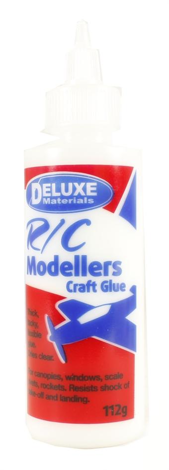 AD-12 Modellers Craft Glue 4oz (112gm) (DL12)