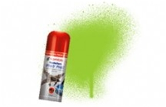 AD6203 No 203 Green Fluorescent 150ml Spray Paint