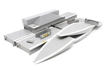 AccsessoriesBundle-PO02 Bundle of 11 platform sections in Grey - Pre-owned - replacement box