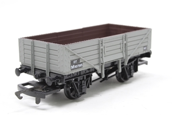 B11-PO03 5 plank open wagon M407580 in BR Grey - Pre-owned - Like new
