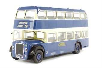 B110A Bristol Lodekka LD1 SR Midland General (D8)