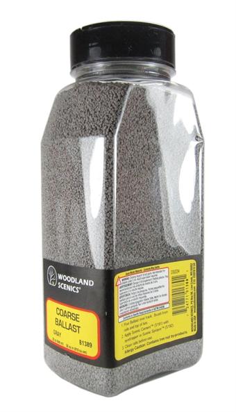 B1389 Ballast Shaker - Coarse - Gray