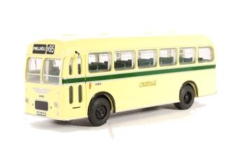 """B208A Bristol MW6G """"Crosville"""" - """"Pwllheli"""""""