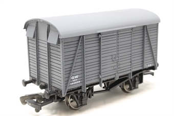 B636-PO02 Box van in GWR grey - Pre-owned - Like new £8