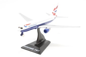 BA98830ST-PO Boeing 747 - 'British Airways' - Pre-owned - Like new - imperfect box