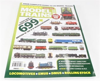 BMT2015 Britain's Model Trains 2015 from Model Rail magazine - reviews of every model available during 2014 & 15 - On sale 20th Nov
