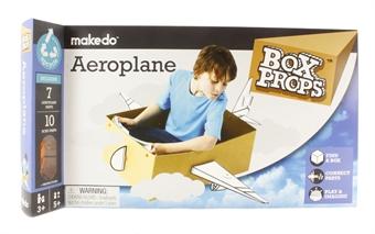 BP04001 BoxProps Aeroplane
