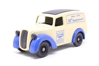 "BPMA30-PO Morris Z Van ""BPMA 30th Anniversary"" - Pre-owned - Like new"