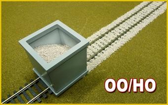 BS-HO-01 HO/OO Scale Ballast Spreader £11