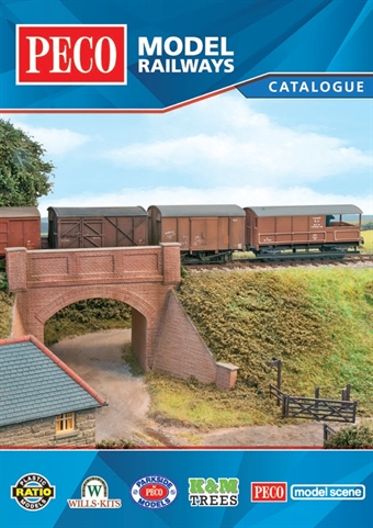 CAT-4 Peco 2018 Catalogue - including Peco Products, Ratio, Wills, Parkside Models, Modelscene