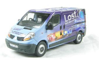 CC14502 Renault Traffic in 'Lost it Productions' livery