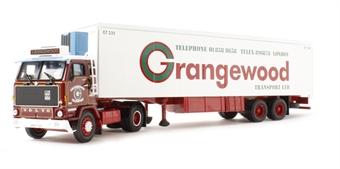"CC15602 Volvo F89 Fridge Trailer ""Grangewood Transport, London"""