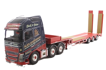 CC16005 Volvo FH, Step-Frame Trailer, Anderson new tool