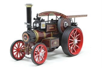 CC20501.(C)-PO01 Burrell 6nhp Road Locomotive - Duke of Kent. Production run of <1500 - Pre-owned - Like new