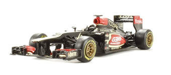 CC56803 Lotus F1 Team, E21, 2013 Test Car Davide Valsecchi NEW TOOLING