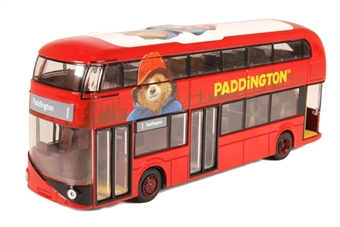 "CC89203 New London Routemaster - ""Paddington Bear"" £11.50"