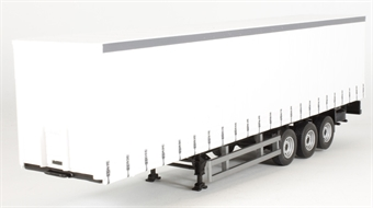 CR027 Scania trailer in white