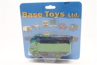 CTP-01-PO Dodge D-Series bulk tipper in green - Pre-owned - Like new, Still factory sealed