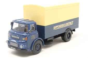D-50-PO Albion Chiefton Lad Van in 'Ripponden & District' livery - Pre-owned - Missing headboard