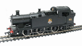 37039 Class 66xx 0-6-2T 6652 in BR Black with early emblem