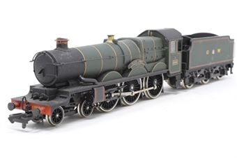 D6dapol-PO04 Castle Class 4073 'Neath Abbey' 5090 in GWR Green - Pre-owned - DCC fitted, poor runner in reverse