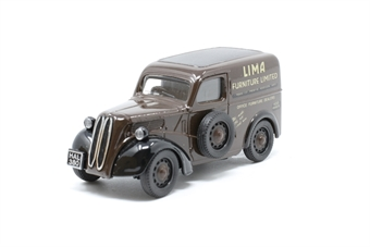 D980-13-PO Ford Popular Van - 'Lima Furniture' - Pre-owned - Like new