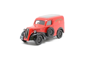 D980-16-PO Ford Popular Van - 'Royal Mail' - Pre-owned - Like new