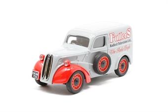 D980-2-PO02 Ford Popular Van 'Fullers' - Pre-owned - Like new