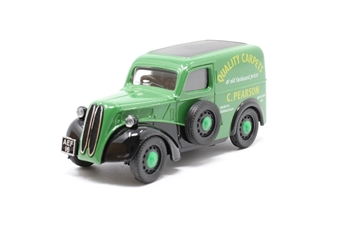 D980-8-PO Ford Popular Van - 'Pearson's Carpets' - Pre-owned - incorrect box