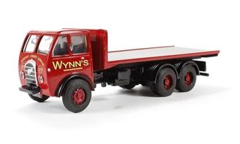 """DA44 Foden DG flatbed 'Wynns"""" (circa 1948-1958)"""