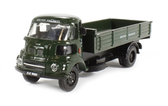 "DA64 Leyland FG Dropside ""British Railways"" in green (circa 1966-1976)"