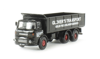 "DA84 Albion Reiver Bulk Tipper ""Glover's Transport"" (circa 1961-1971) - model does not actually tip"