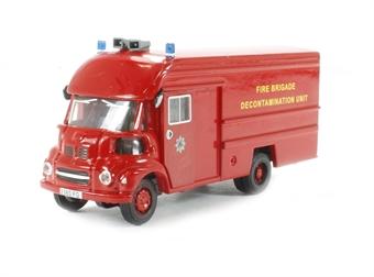 "DA85 Leyland FG Integral Van ""Fire Brigade Decontamination Unit"" (circa 1963-1978)"