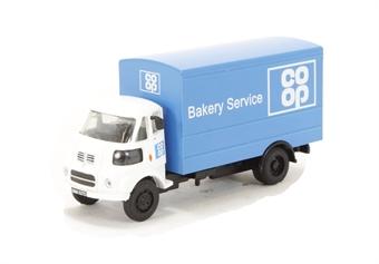 DA95 Leyland FG van - Co-op Bakery