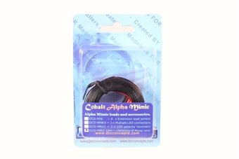 DCD-MW2-10 Alpha Mimic Extension Wire - 10 metres