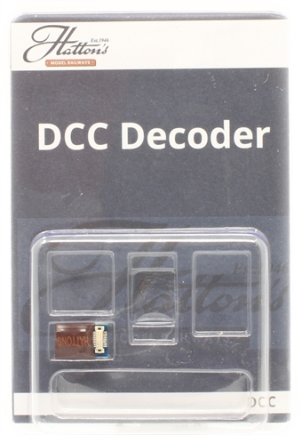 DCR-18Pin-Direct 18-pin 4-function 1.1Amp direct plug decoder with back EMF